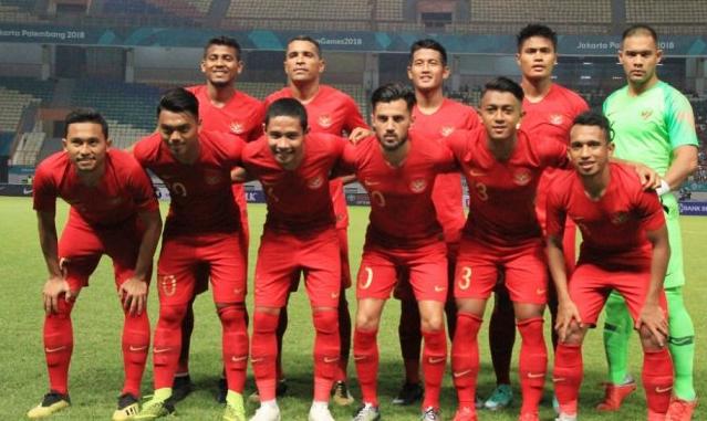 Timnas Indonesia Daftar Pemain dan Jadwal Timnas Senior 2019
